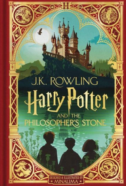 Harry Potter and the Philosophers Stone MinaLima Special Edition