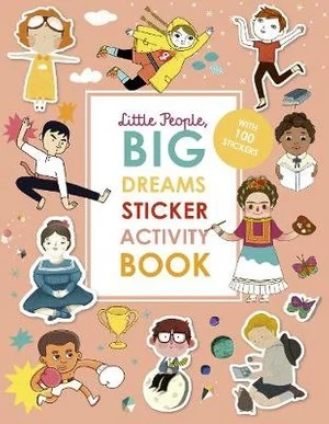 little-people-big-dreams-sticker-activity-book