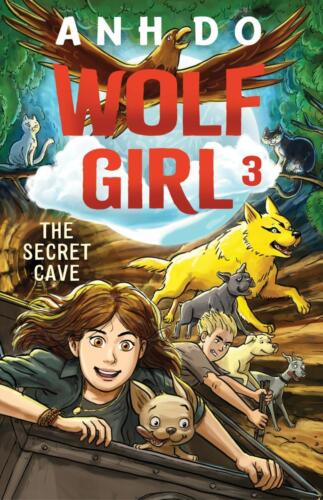 18 Secret Cave Wolf Girl 3
