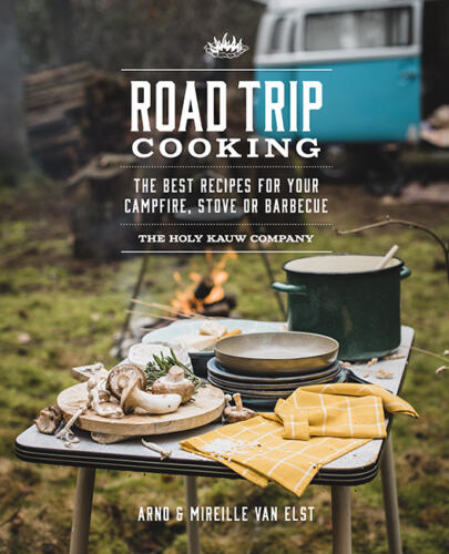 9781741177374 Road Trip Cooking