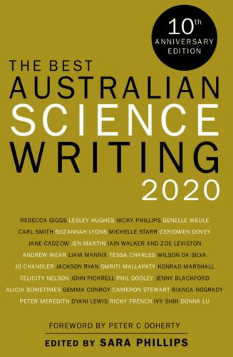 9781742236841 Best Aust Science Writing 2020