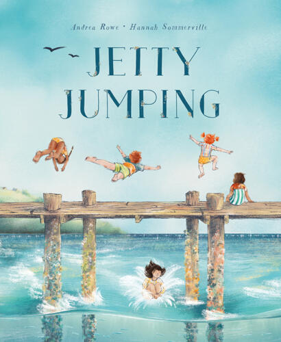 9781760500658 Jetty Jumping
