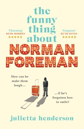 9781760897567 Funny Thing About Norman Foreman