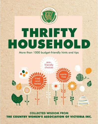 9781922351241 Thrify Household