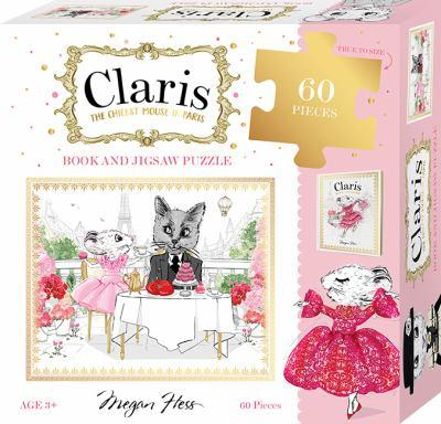 Claris Book and Puzzle