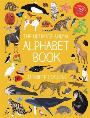 Ultimate Animal Alphabet Book